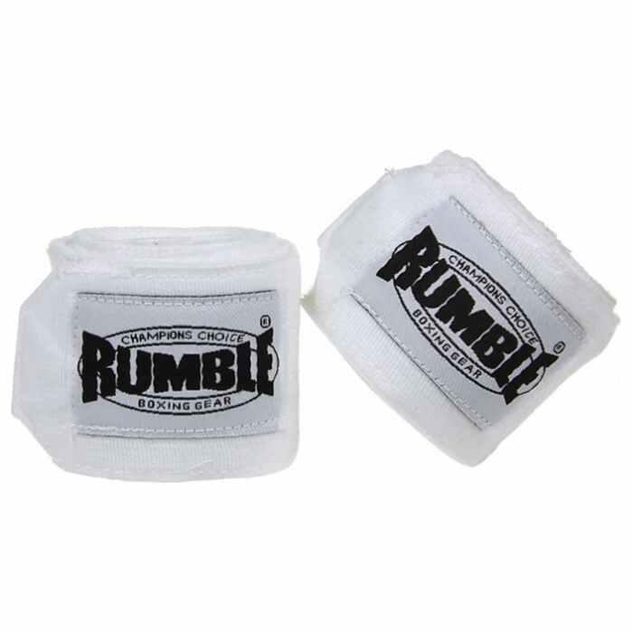 Rumble bandage wit