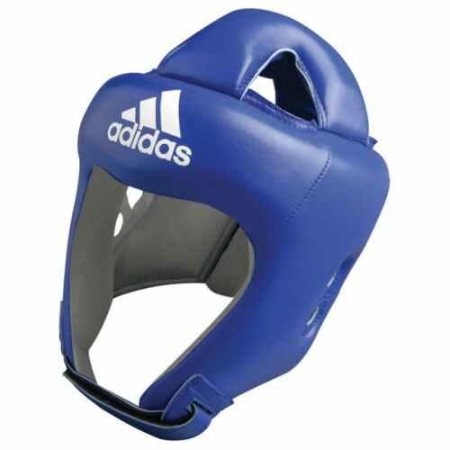 Adidas Rookie hoofdbeschermer blauw - jokasport.nl