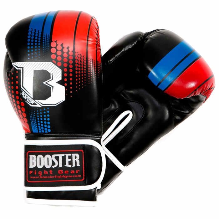 Booster BT sparring bokshandschoen blauw/rood