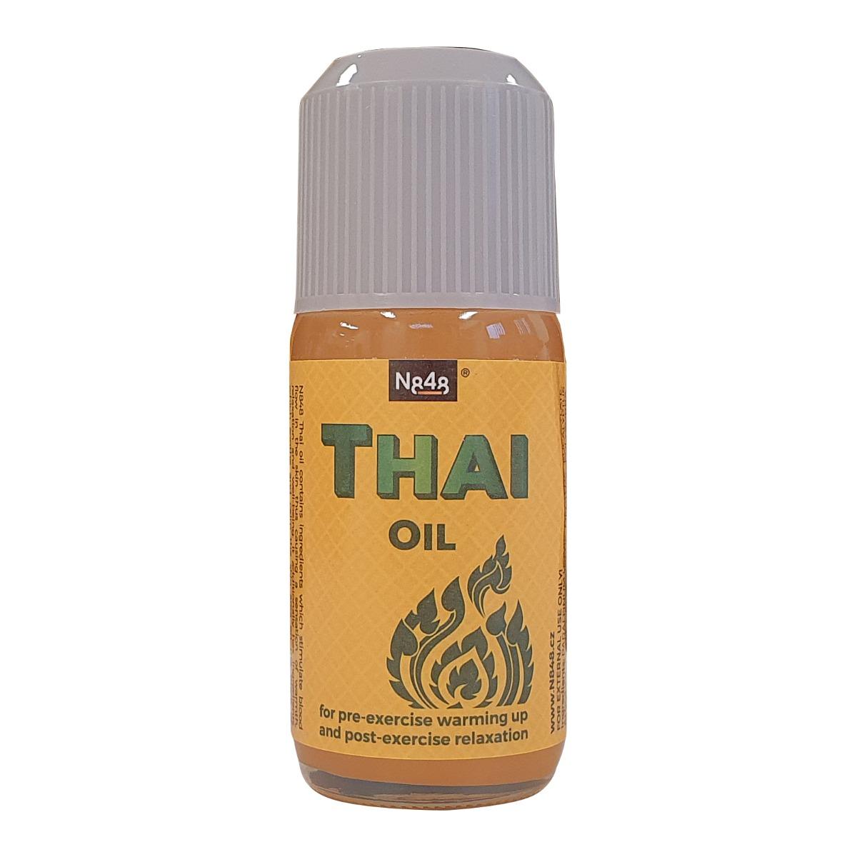Namman Muay Thaise massage olie(120ml) – jokasport.nl