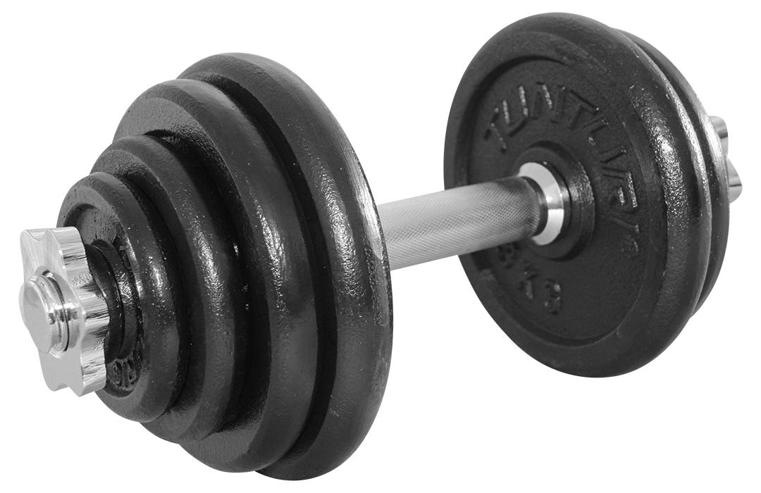 Tunturi halterset 15 kg - jokasport.nl