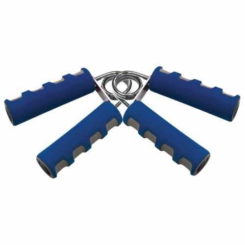 Tunturi knijphalter blauw/grijs - jokasport.nl