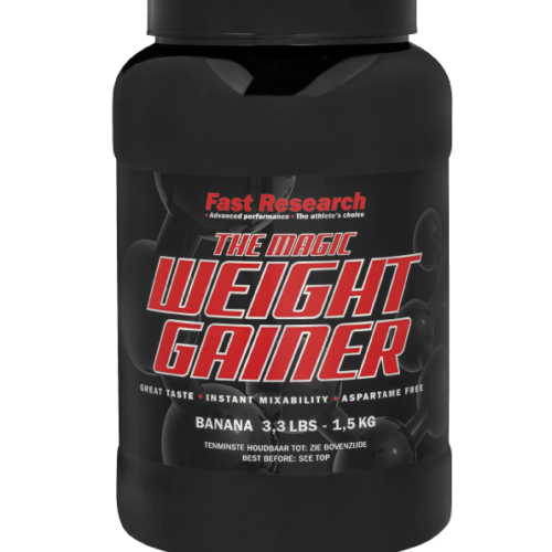 THE MAGIC WEIGHT GAINER 1500 GRAM - jokasport.nl