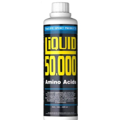 VITALIFE LIQUID AMINO 500ML - jokasport.nl