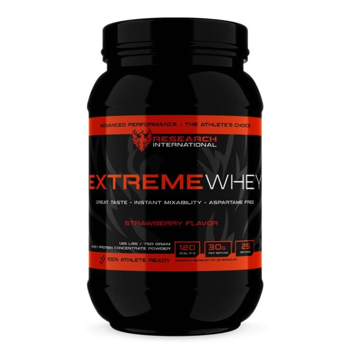 Research Extreme Whey Protein - Wei eiwit - 750gr - jokasport.nl