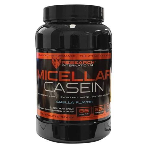 Research Micellar Casein (Caseïne)-Vanilla-0