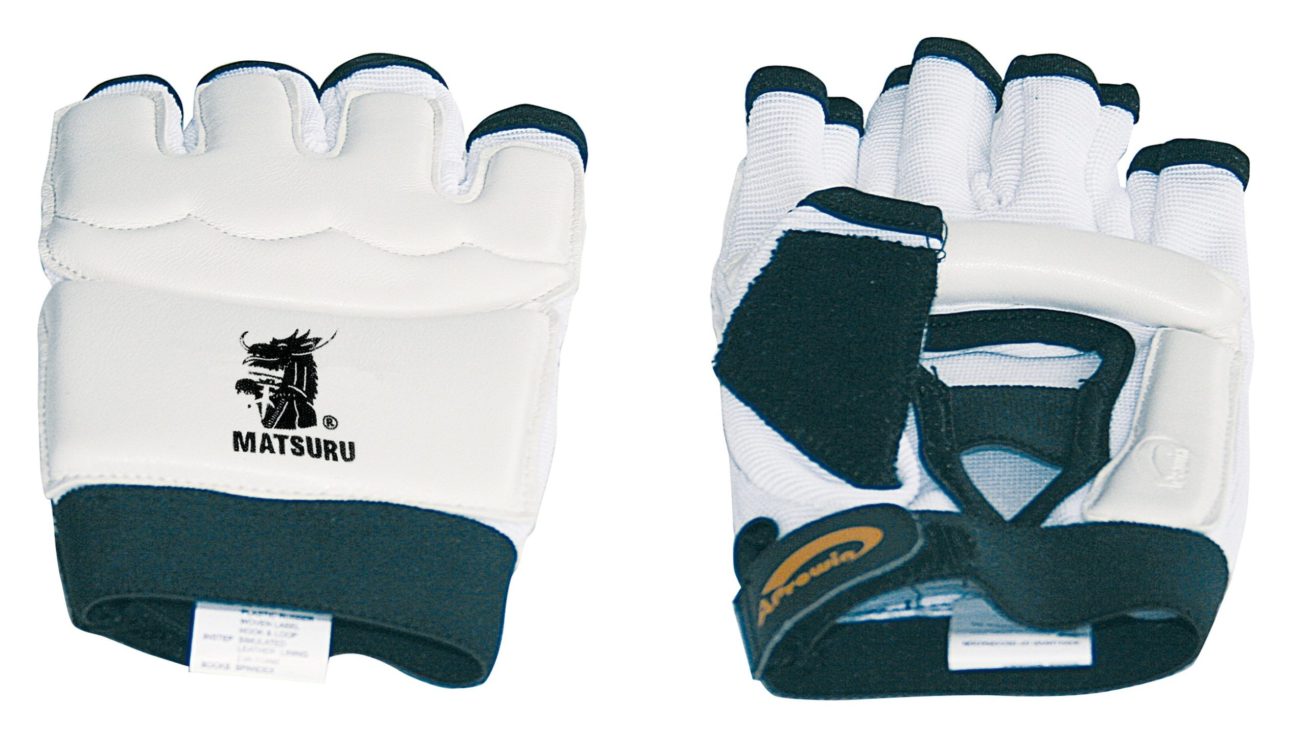 Tae Kwon-do / karate handschoenen - jokasport.nl