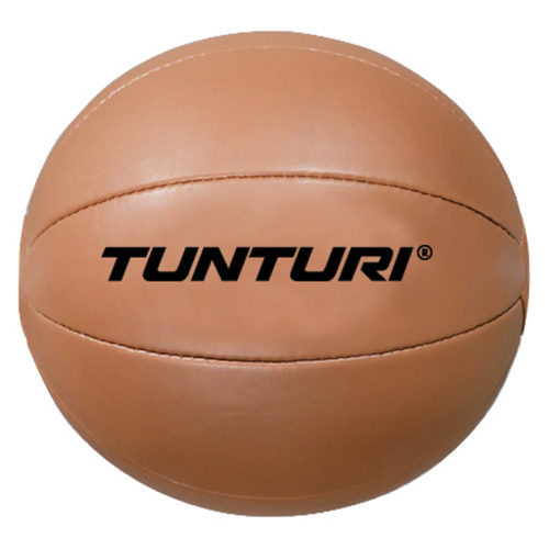 Medicine ball Tunturi 5 kg - jokasport.nl