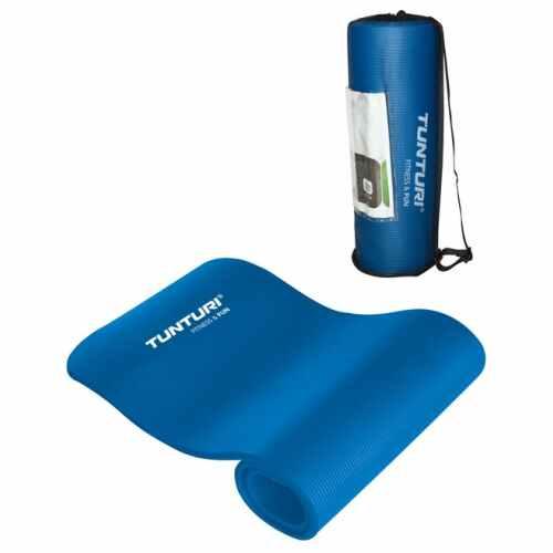 Tunturi fitness mat in draagtas - jokasport.nl