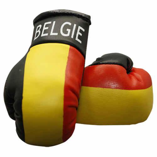 CADEAUTIP - Mini Bokshandschoenen Belgie - Jokasport.nl