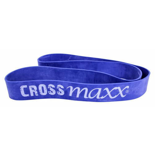 Crossmaxx resistance band-blauw - jokasport.nl