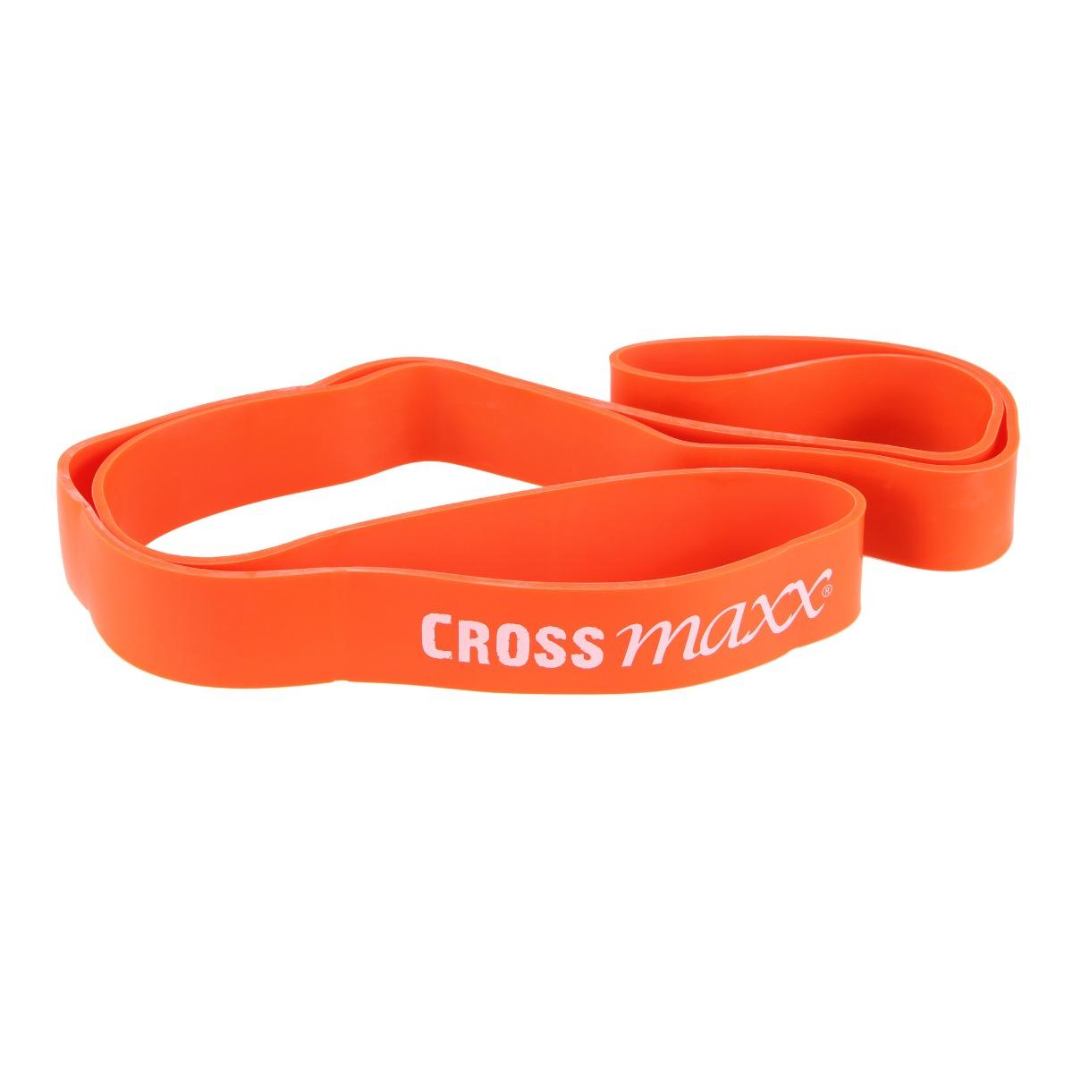 LMX Crossmaxx Weerstandsband 104 cm - Niveau 3 - Oranje - jokasport.nl