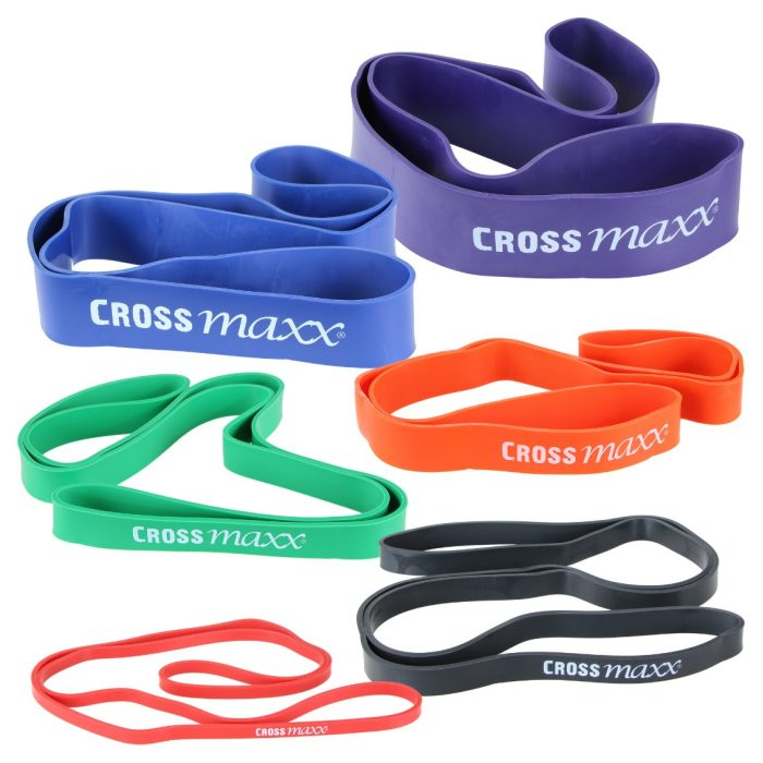 LMX Crossmaxx Weerstandsband 104 cm - Niveau 2 - Groen-498899