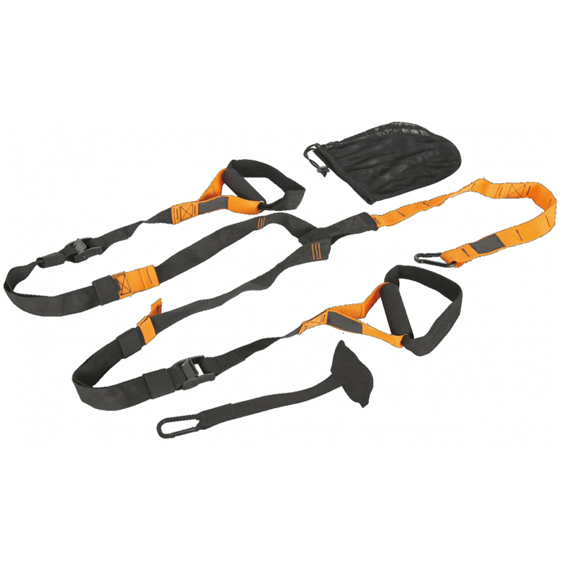Tunturi suspension sling trainer set - jokasport.nl