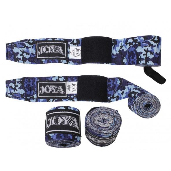 Joya Bandage Camouflage Blauw 3,5mtr – jokasport.nl