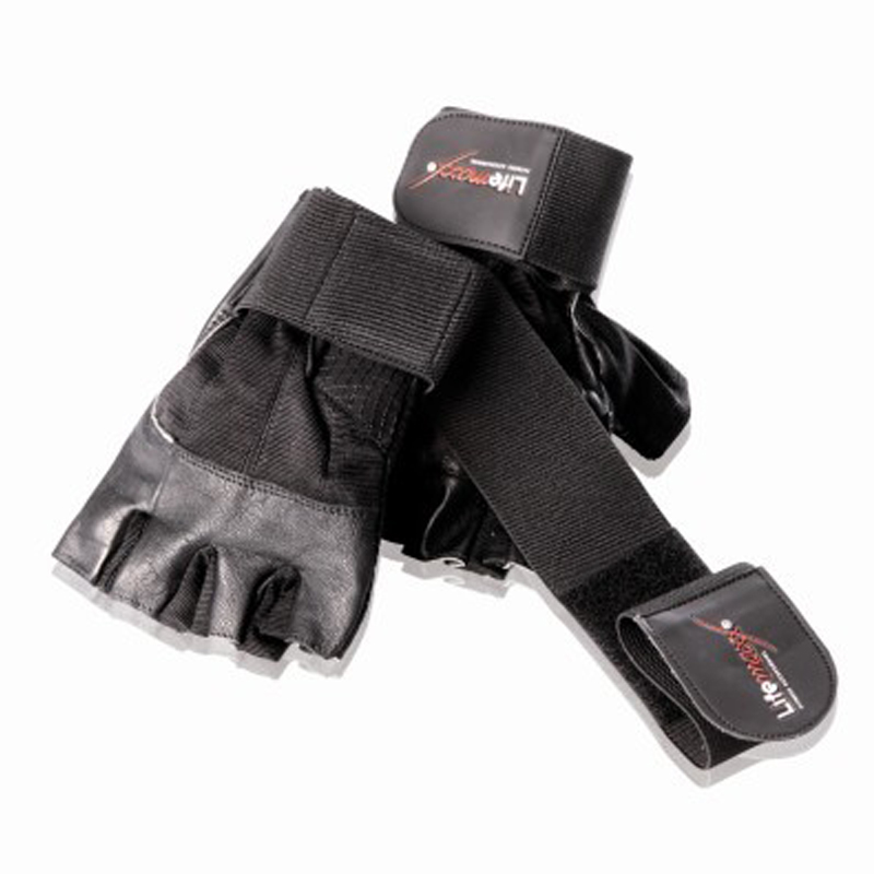 Fitness handschoen met pols steun - jokasport.nl