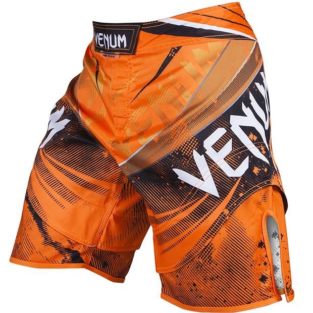 "Venum ""Galactic""Fightshorts"" Neo Orange-jokasport"