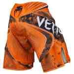 """Venum """"Galactic""""Fightshorts"""" Neo Orange-4"""