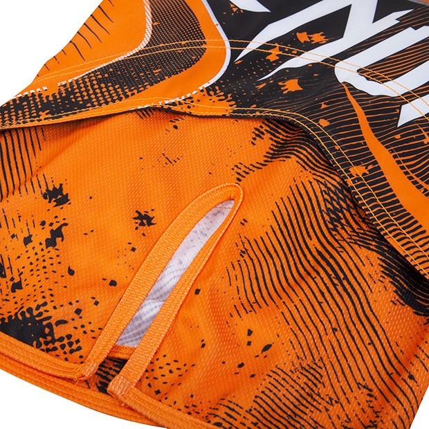 """Venum """"Galactic""""Fightshorts"""" Neo Orange-6"""