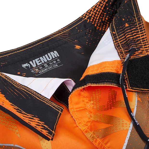 """Venum """"Galactic""""Fightshorts"""" Neo Orange-7"""