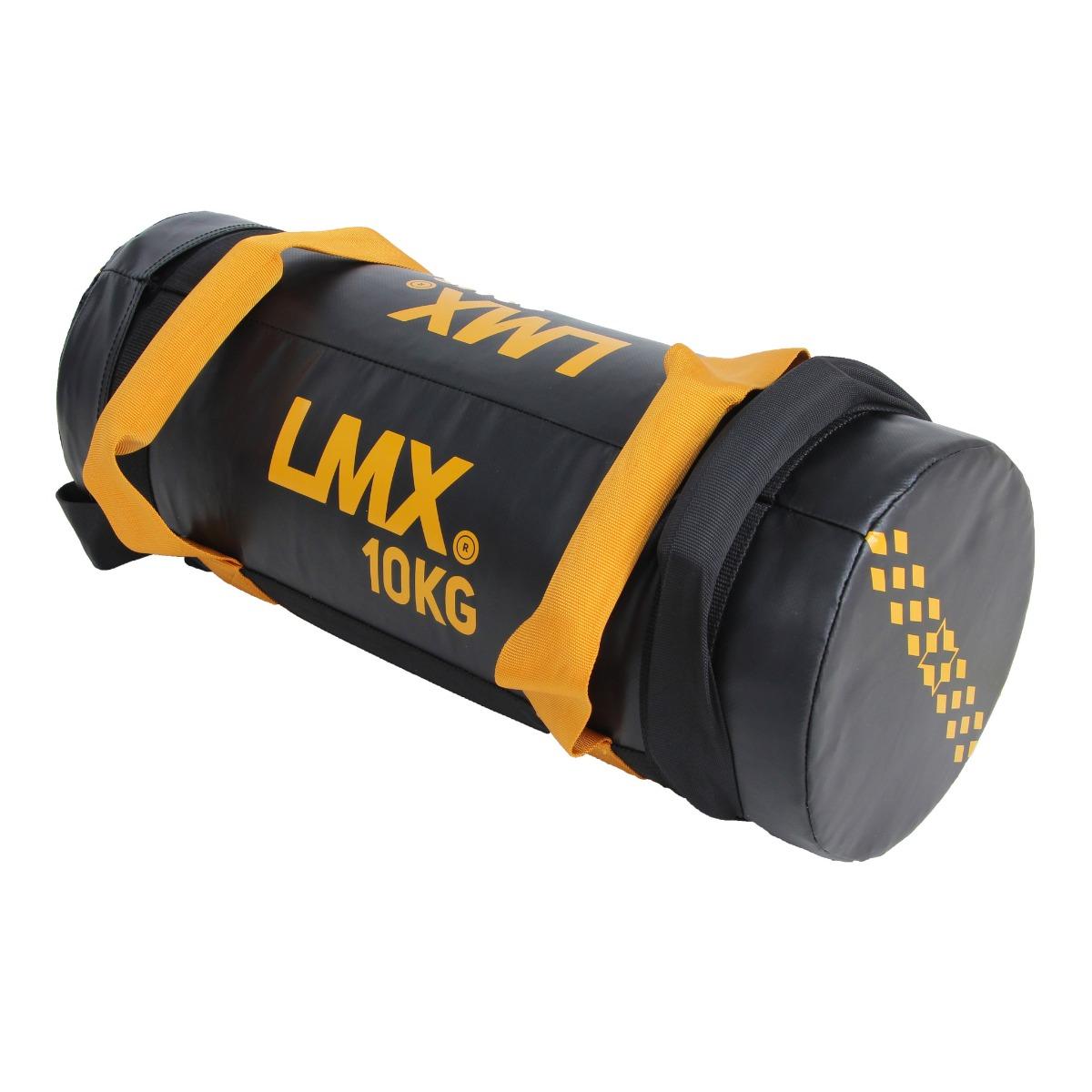 LMX WEIGHTBAG - GEWICHTSZAK - POWER BAG - BISONYL - 10 KILO - JOKASPORT.NL