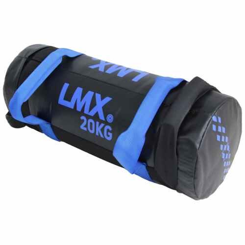 LMX WEIGHTBAG - GEWICHTSZAK - POWER BAG - BISONYL - 20 KILO - JOKASPORT.NL