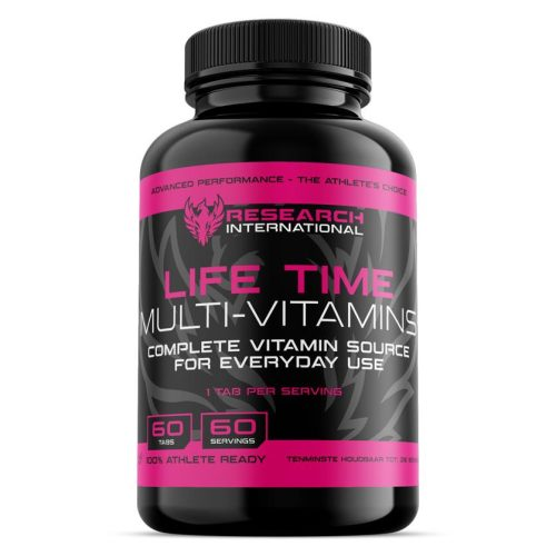 Research LifeTime Multivitamine - 60 servings-0