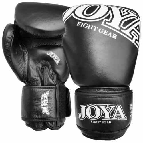 Joya bokshandschoen leer 0060 zwart