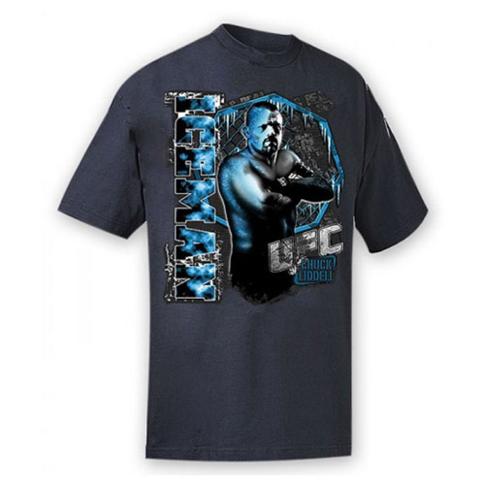 UFC T-shirt Chuck Liddell