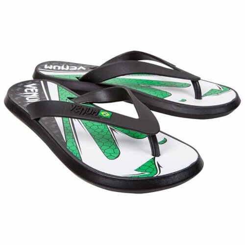 Venum Amazonia 4.0 slippers green viper