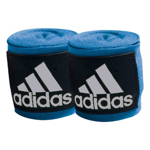 Adidas Bandage Senior 450cm-blauw - jokasport.nl