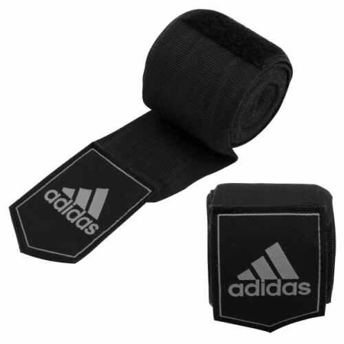 Adidas Bandage Senior 450cm-zwart - Jokasport.nl