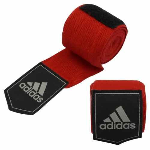 Adidas Bandage Senior 450cm-rood - jokasport.nl