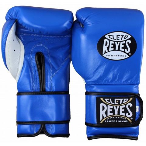 Cleto Reyes Velcro Blauw-0