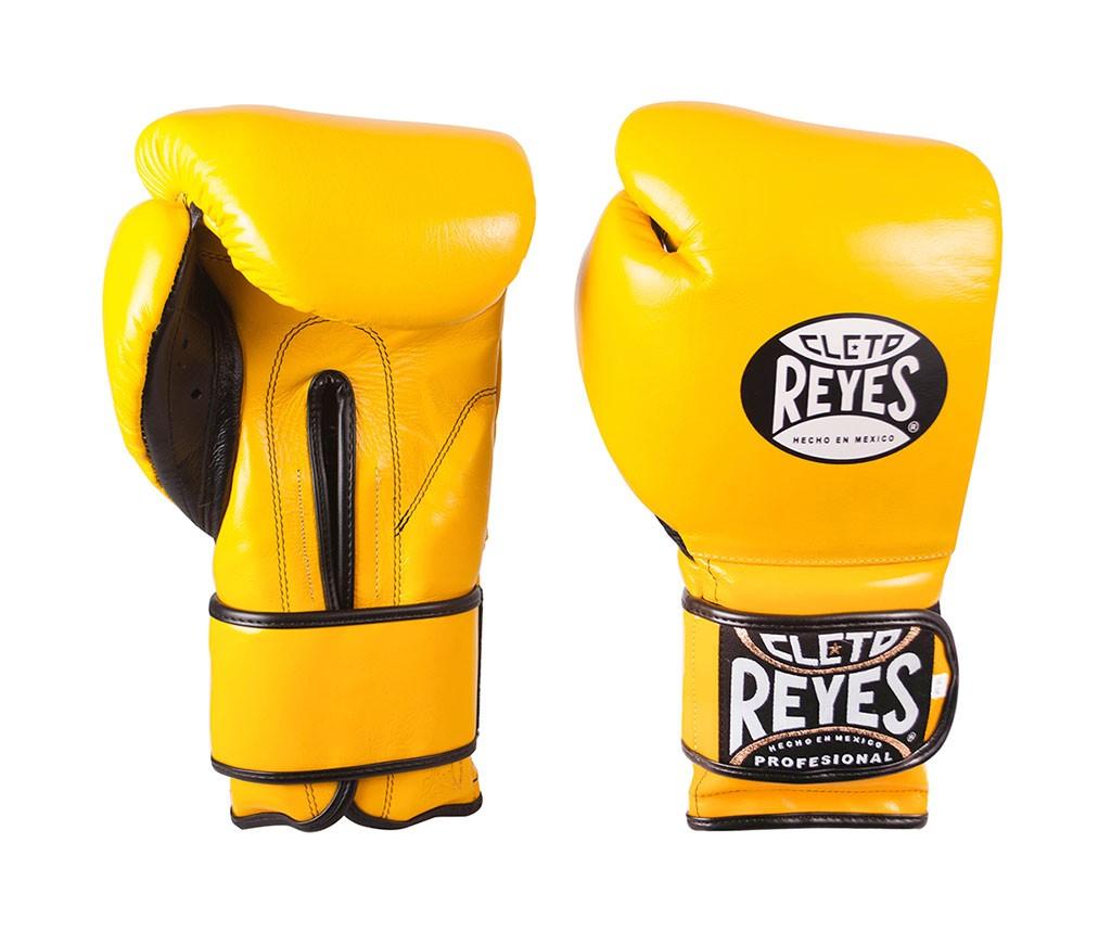 Cleto Reyes Geel – jokasport.nl