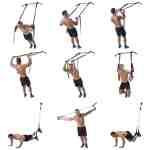 Tunturi Fitness Crossfit Trainer – Suspension-531545
