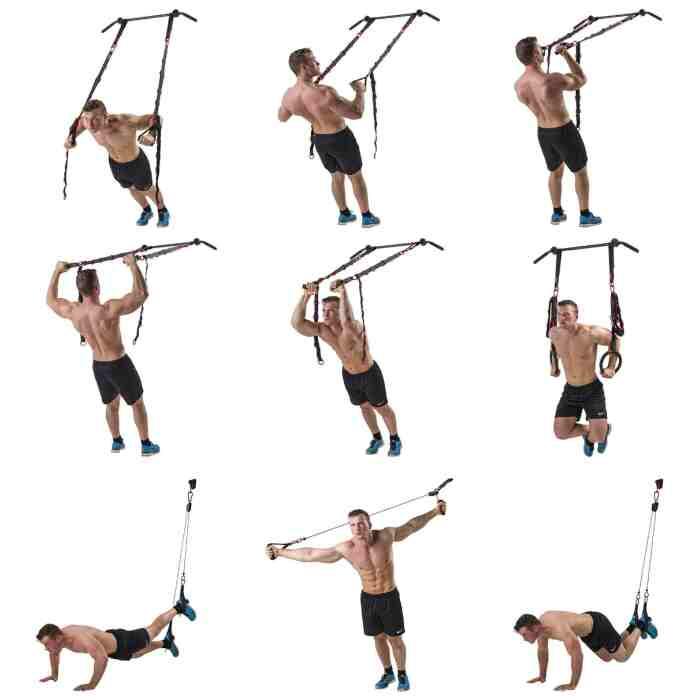 Tunturi Fitness Crossfit Trainer - Suspension-531545
