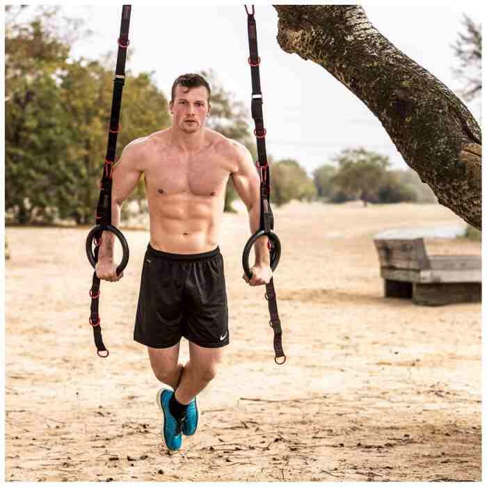 Tunturi Fitness Crossfit Trainer - Suspension-531552