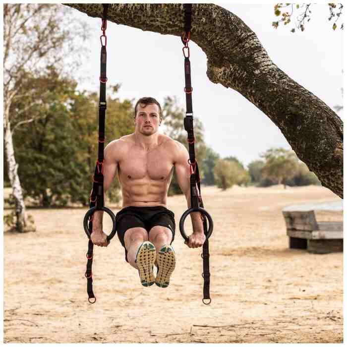 Tunturi Fitness Crossfit Trainer - Suspension-531551