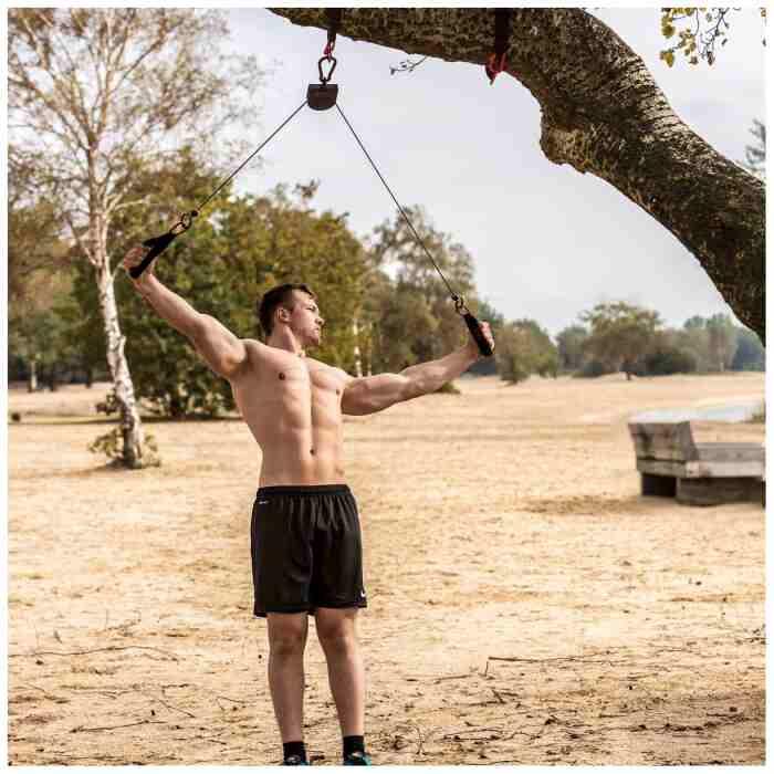 Tunturi Fitness Crossfit Trainer - Suspension-531550