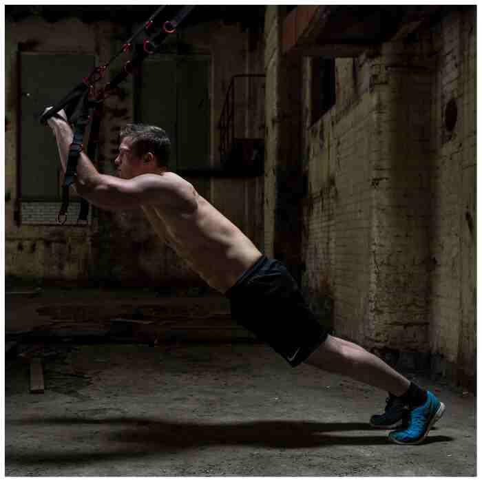 Tunturi Fitness Crossfit Trainer - Suspension-531548
