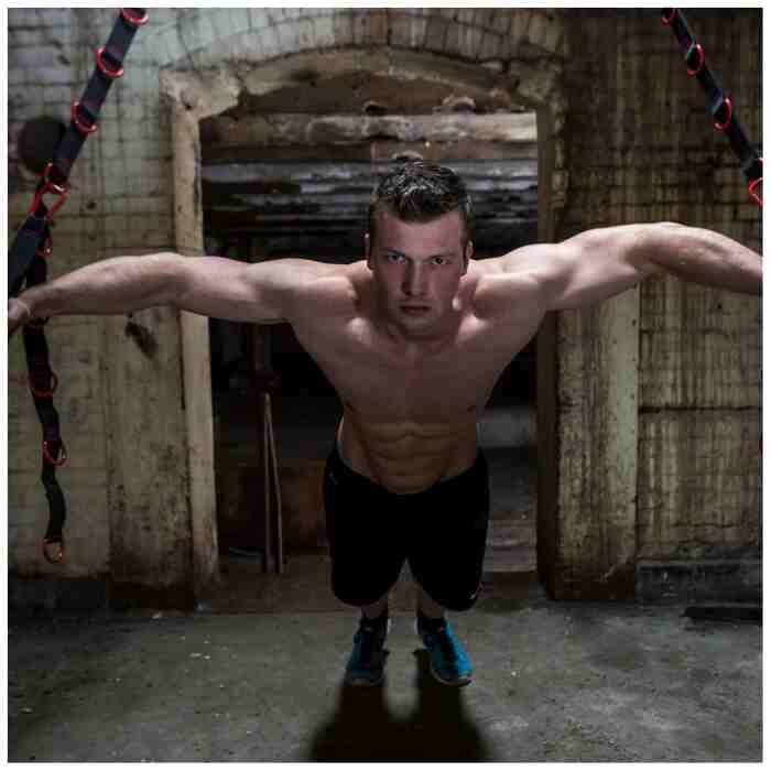 Tunturi Fitness Crossfit Trainer - Suspension-531546