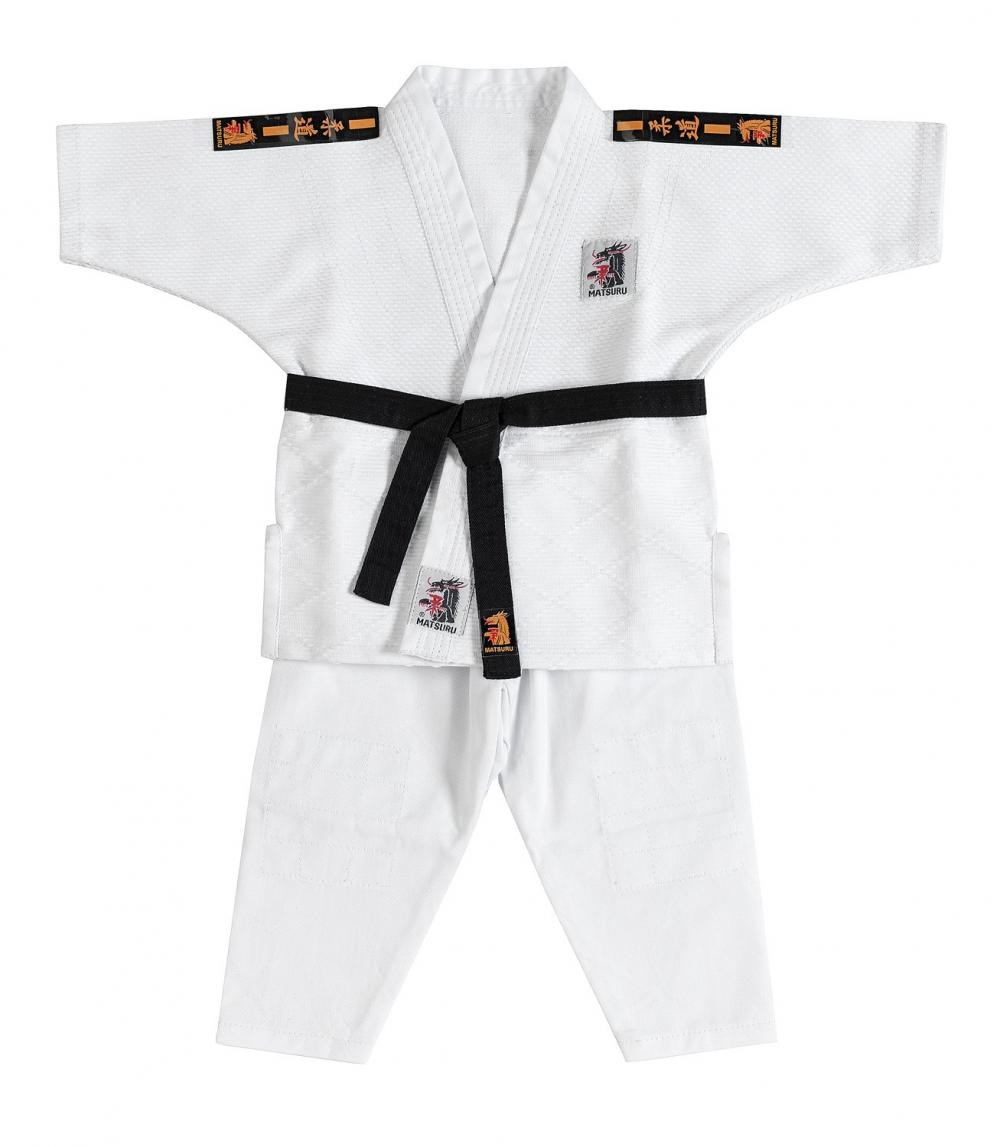 Matsuru Baby Judo Gi - jokasport.nl