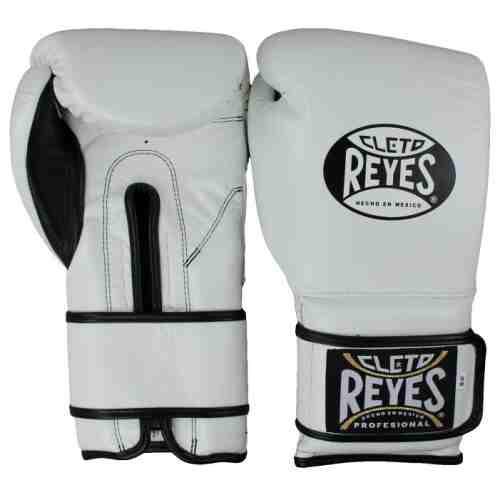 Cleto Reyes Velcro Wit - jokasport.nl