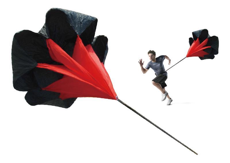 marcy resistance parachute trainer - jokasport.nl