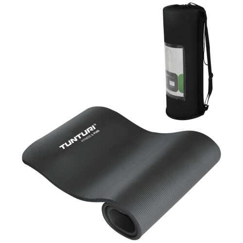 Tunturi Fitnessmat - Yogamat - 180 cm x 60 cm x 1,5 cm