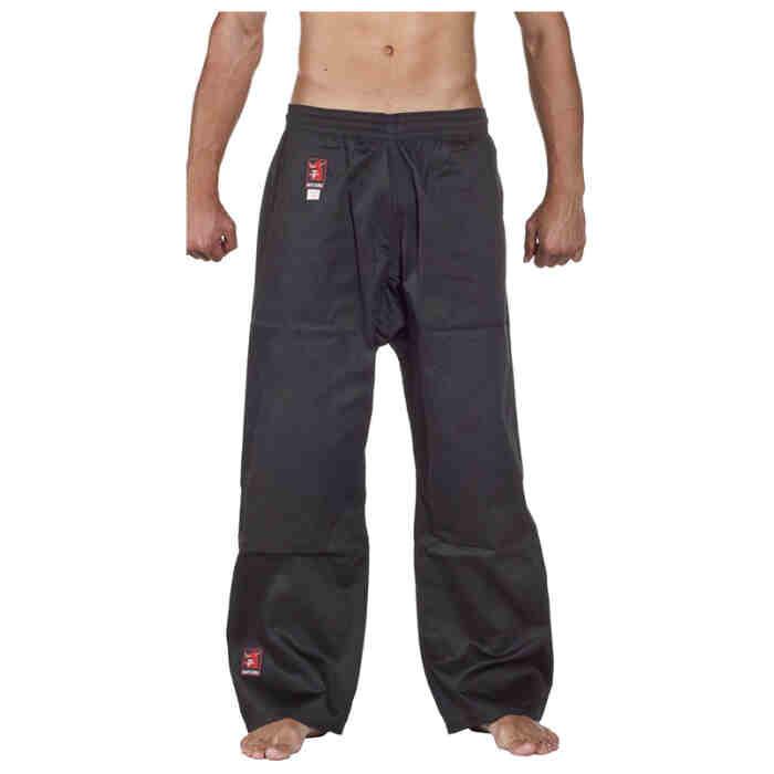 Matsuru Karate Pantalon Zwart - jokasport.nl