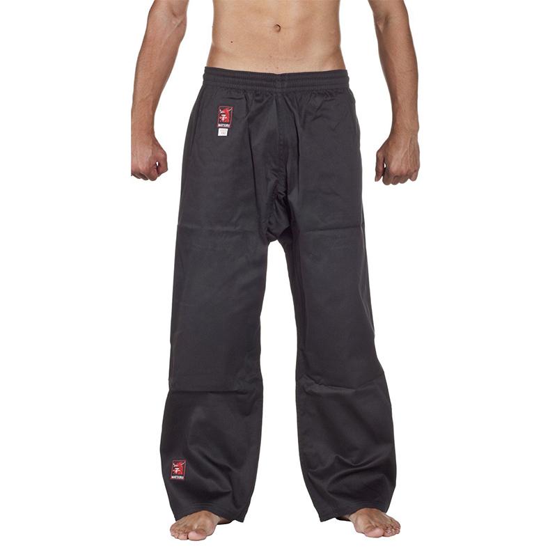 Matsuru Karate Pantalon Zwart – jokasport.nl