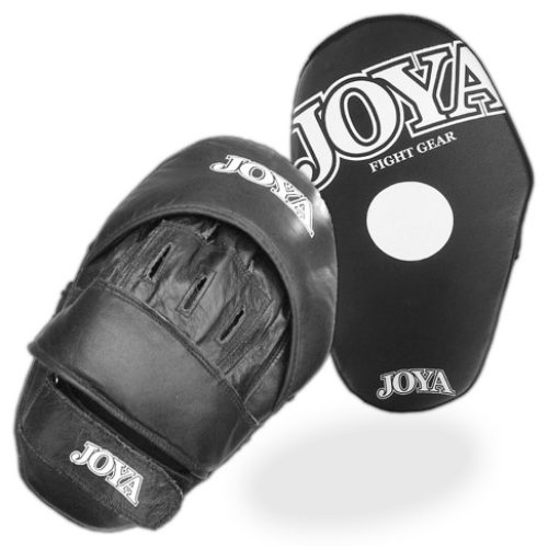 Joya Focus Pad Curved Long Black Leather jokasport.nl