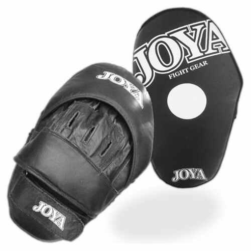 Joya Focus Pad Curved Long Black Leather jokasport.nl